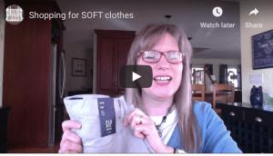 Shop Soft:  A List of Super Soft Cotton Clothes