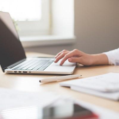 blog, laptop