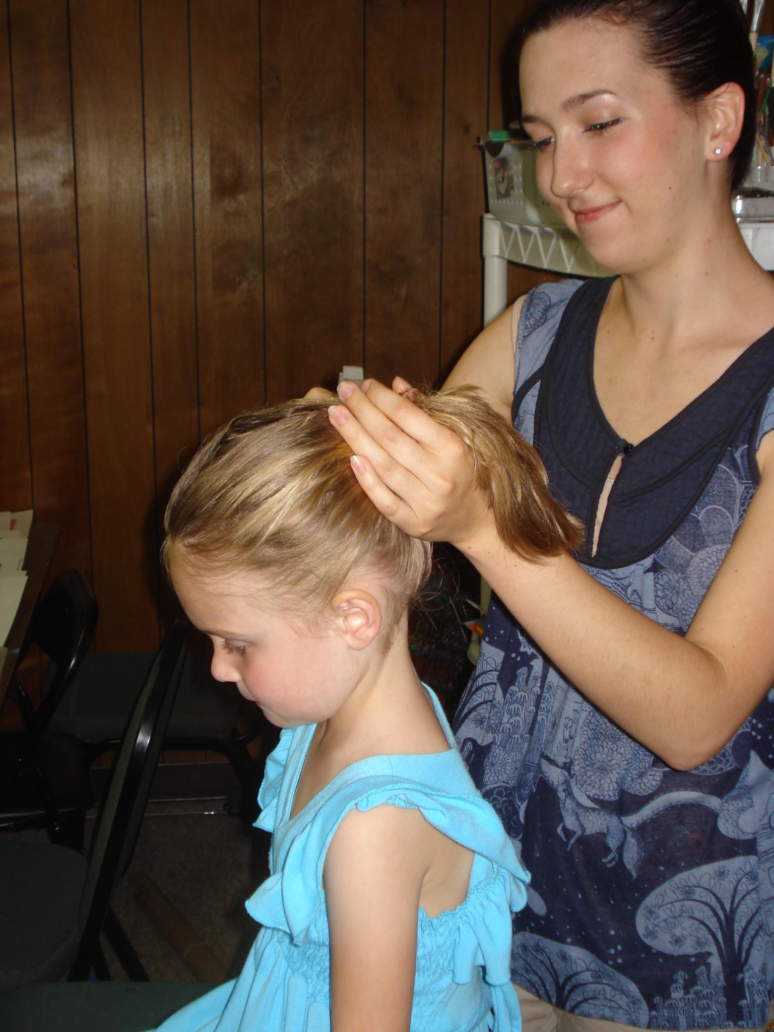Hair & Make-Up Session