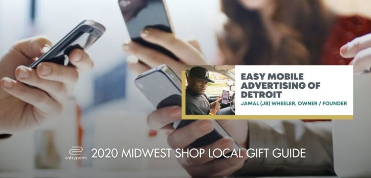 ENTRYPOINT 2020 MIDWEST LOCAL GIFT GIFT GUIDE FOR ADULTS - EASY MOBILE ADVERTISING