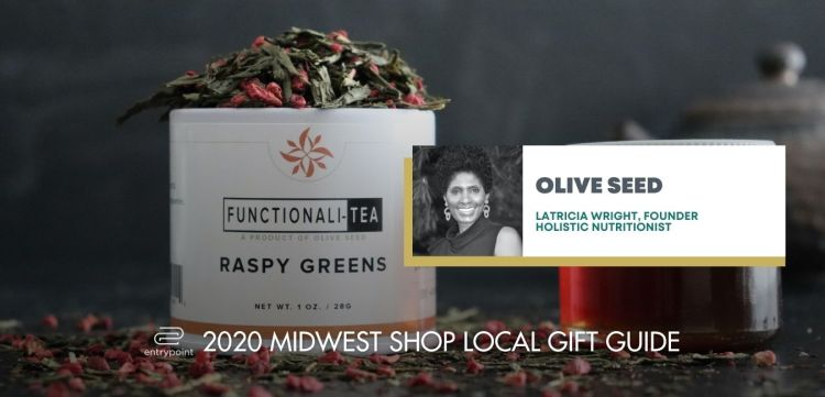 ENTRYPOINT 2020 MIDWEST LOCAL GIFT GIFT GUIDE FOR ADULTS - OLIVE SEED