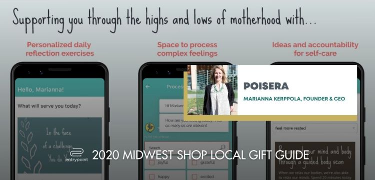 ENTRYPOINT 2020 MIDWEST LOCAL GIFT GIFT GUIDE FOR ADULTS - POISERA