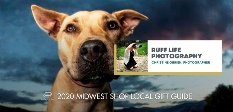 ENTRYPOINT 2020 MIDWEST LOCAL GIFT GIFT GUIDE FOR ADULTS - RUFF LIFE PHOTOGRAPHY