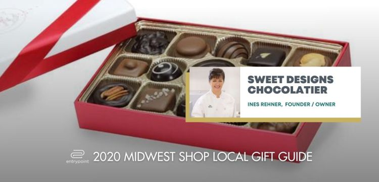 ENTRYPOINT 2020 MIDWEST LOCAL GIFT GIFT GUIDE FOR ADULTS - SWEET DESIGNS CHOCOLATIER