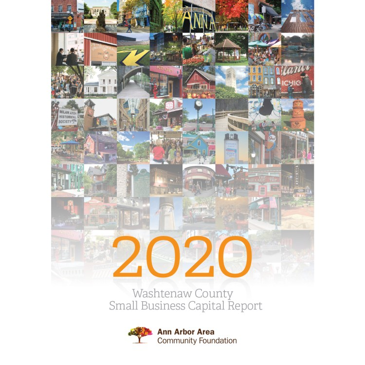 2020 Washtenaw County Small Business Capital Report