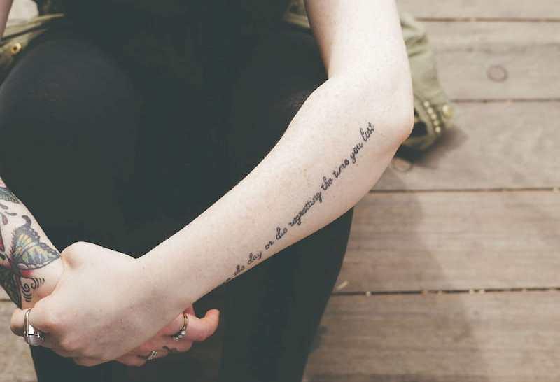 刺青自學者與學徒的最大差別
