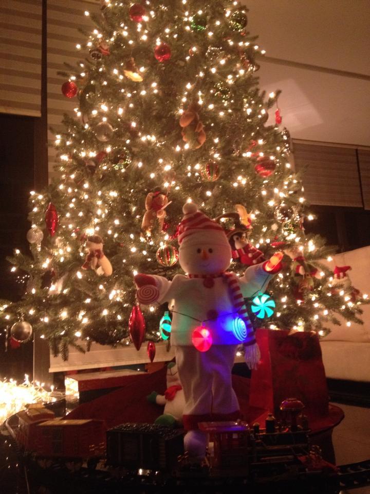 Una familia feliz y unida es el mejor regalo que puede haber debajo del rbol de Navidad  En Tus Zapatos  Marins Duarte