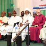 Interfaith Initiative for Peace Conference in Abuja.