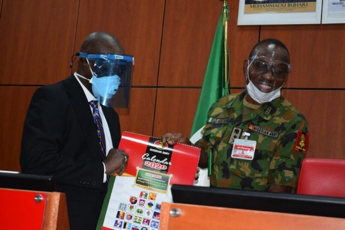 DSC 2481 1 1024x683 - Military, DICON and Unilorin signal MoU on the manufacture of composites for armour plating, army {hardware}
