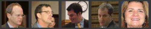 Prosecutor Lisa Johnson