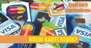 kredi karti nedir