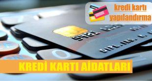 kredi karti aidati bankalar