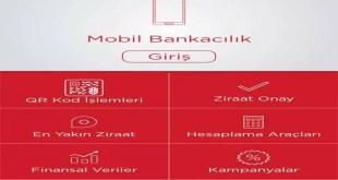 Ziraat Bankası Dijital Mobil Sifre Alma