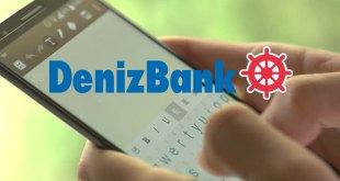 Denizbank sms kredi başvurusu