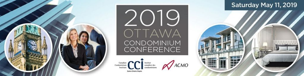 2019 Ottawa Condominium Conference