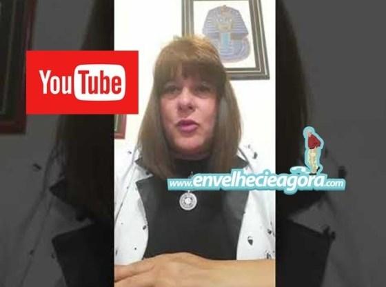 canal envelheci e agora no youtube
