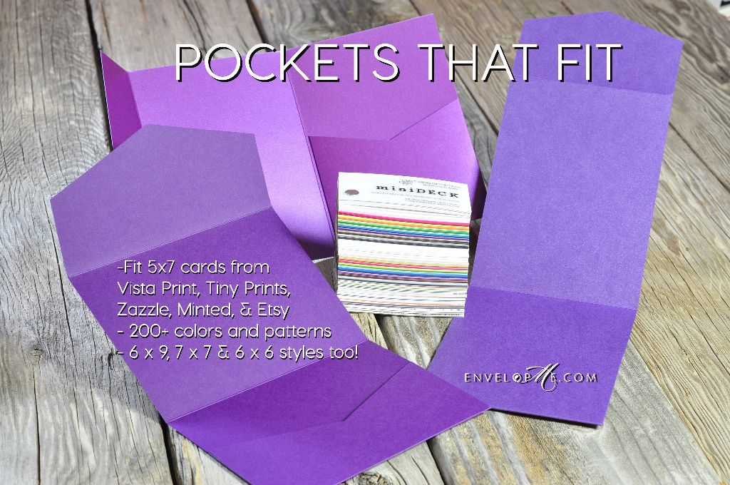 pockets that fit 5