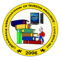 Librarians Association of Quezon Province-Lucena, Inc. The Quezon Librarians Association is an organization of registered librarians, para-professional librarians and students of Library and Information Science in the province of Quezon.
