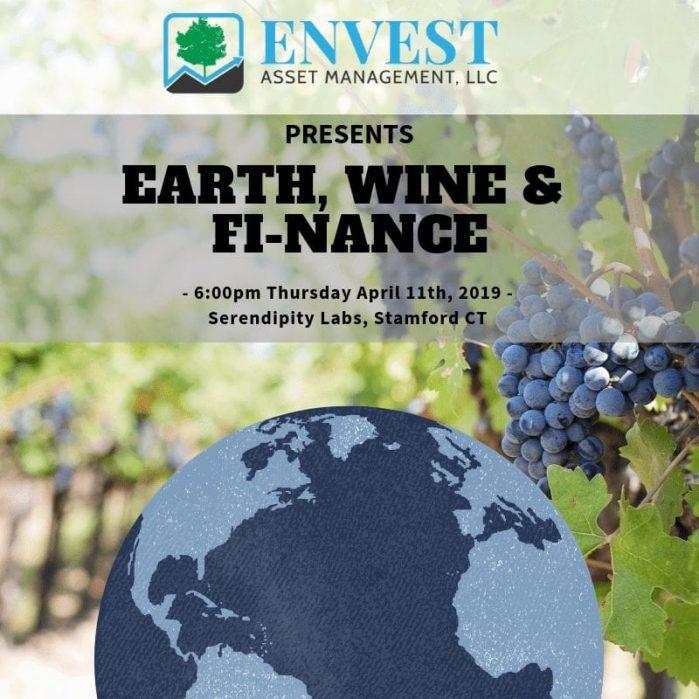 Earth, Wine & Fi-nance – Stamford