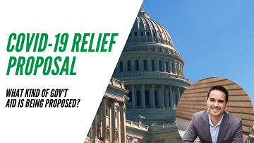 Senate Stimulus Proposal – What Aid Is Being Proposed?
