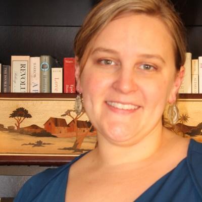 Amanda Lewis-Nang'ea