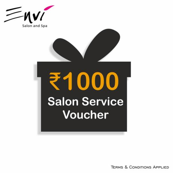 Service Voucher Rs 1000