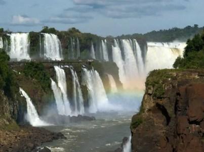 Lugares turisticos de Argentina Iguazu