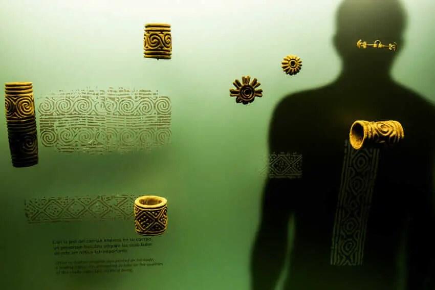Sitios Turisticos de Cartagena de Indias Museo del Oro