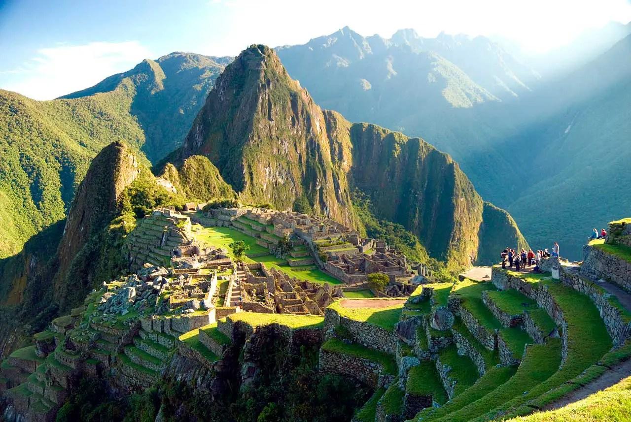 Sitios Arqueologicos de Latinoamerica Machu Picchu