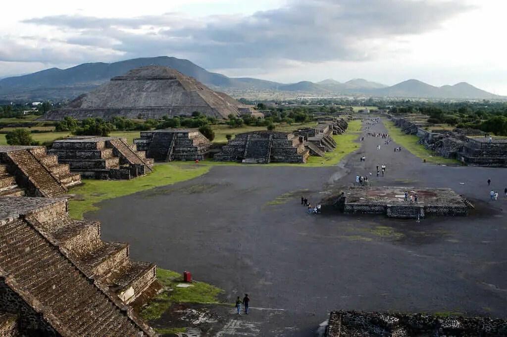 Sitios Arqueologicos de Latinoamerica Teotihuacan