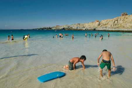 Mejores playas de Chile Playa La Virgen