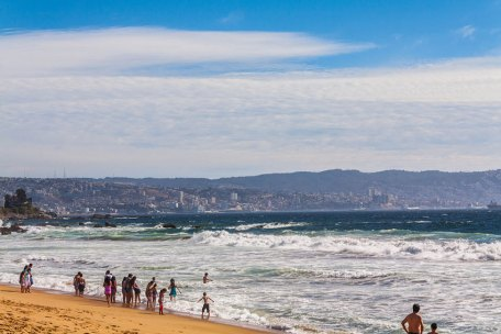 Mejores playas de Chile Renaca