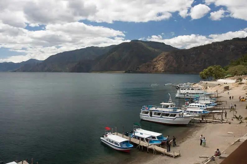 Mejores Playas de Guatemala Lago Atitlan