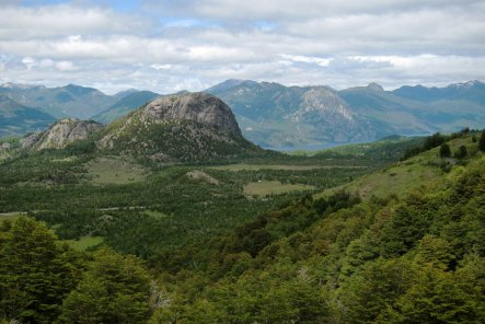 Parques nacionales de Argentina Lanin