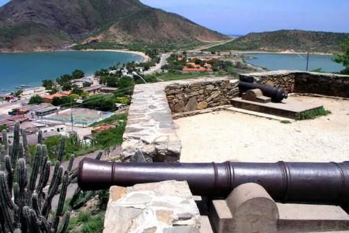Sitios turisticos de Margarita La Galera