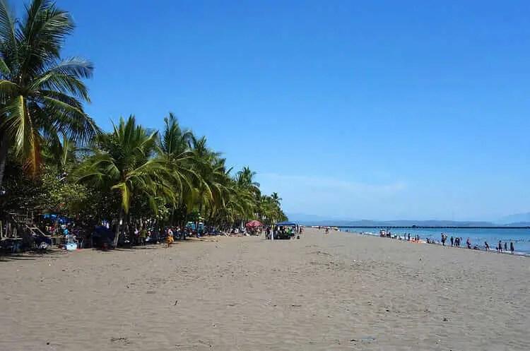 Lugares turisticos de Costa Rica Puntarenas