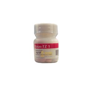 Meridian Laboratories - Anas-TZ 1 Anastrozol 1mg 30tabs
