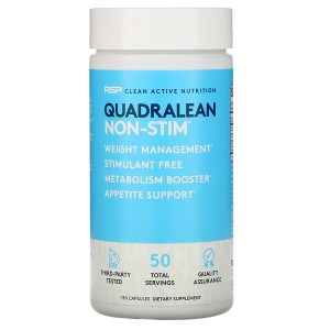 RSP Nutrition - Quadralean 150Caps