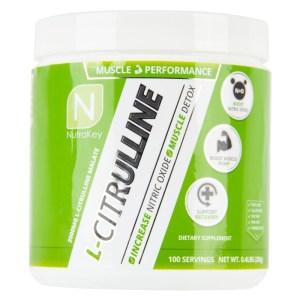 Nutrakey - Citrulline Malate 200Grs (Citrulina)