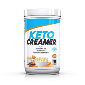 Keto Creamer 15serv. French Vanilla Late