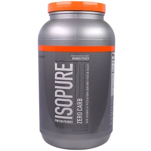Natures Best - Isopure Zero Carb 3lb Mango Peach