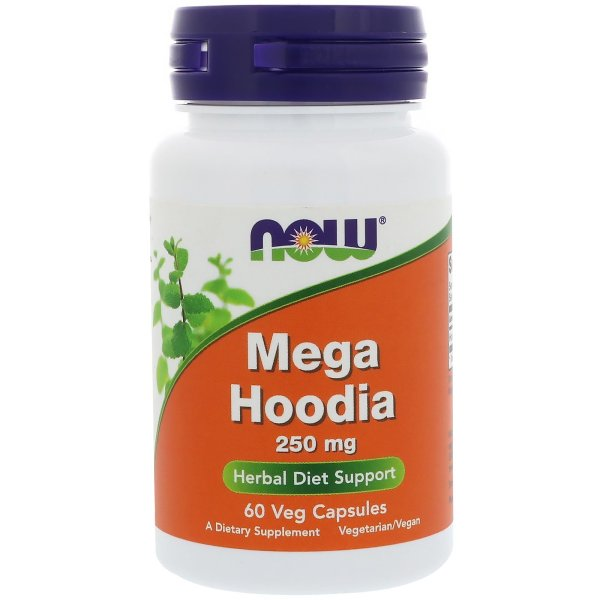Now Foods - Mega Hoodia 250 mg 60VegCaps