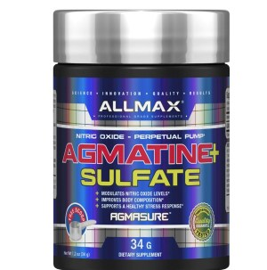 Allmax Nutrition - Agmatine Sulfate 34g