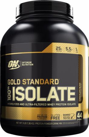 ON - Gold Standard 100% Isolate 2.9lb
