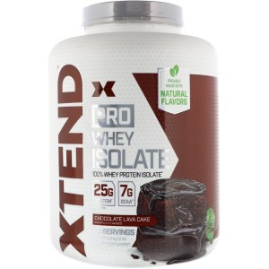 Scivation - Xtend Pro Whey Isolate 5lb.