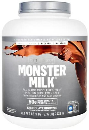 Cytosport - Monster Milk 5.3lb
