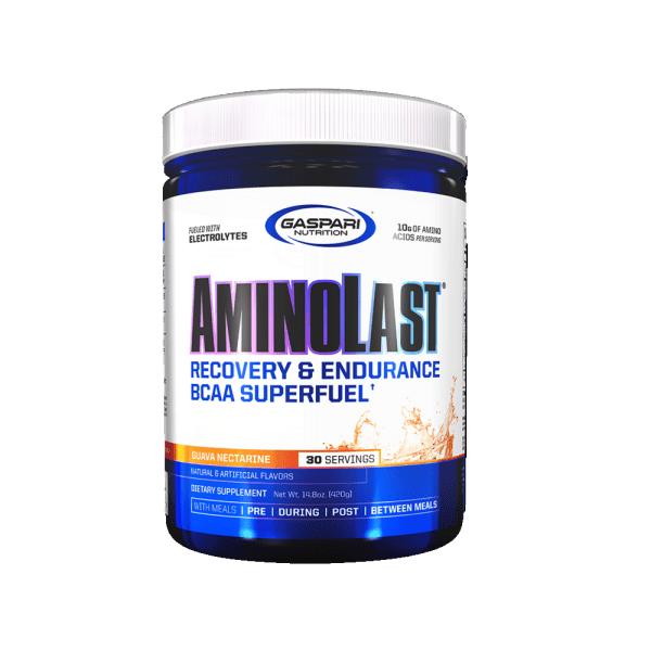 Gaspari Nutrition - Aminolast 30serv.