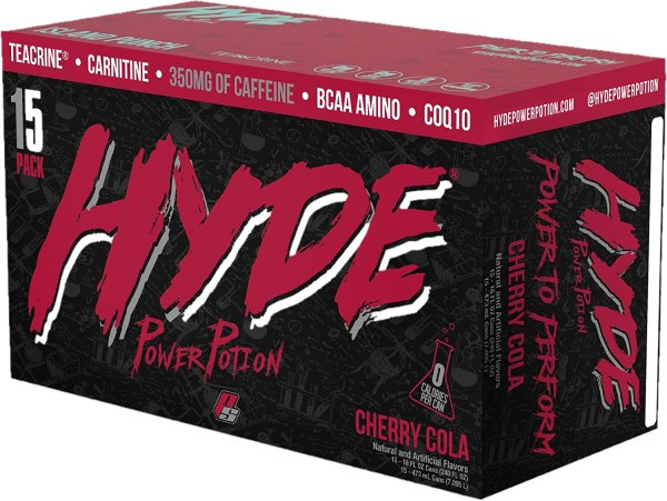Pro Supps - Hyde Power Potion 15 Pack.