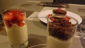 Mousse de chocolate blanco, fácil y deliciosa …