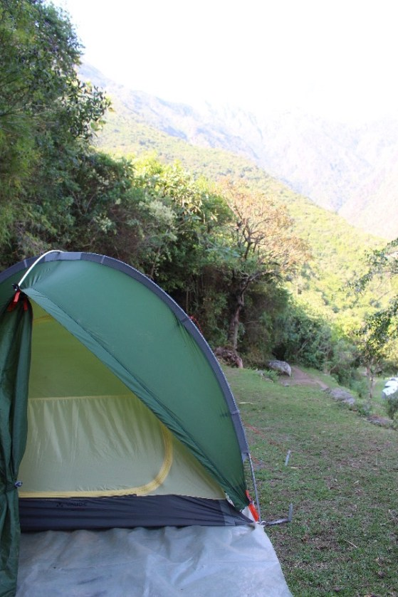 camping-choquequirao